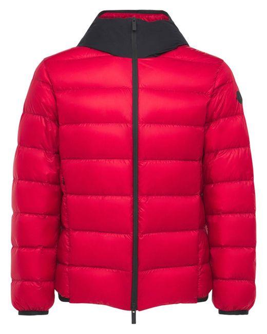 Куртка На Пуху Provins Moncler для него, цвет: Red