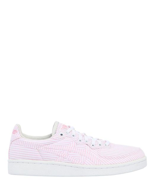 cheap for discount 2e166 a6cec Onitsuka Tiger - White Naked Gsm Cotton Candy Sneakers - Lyst ...