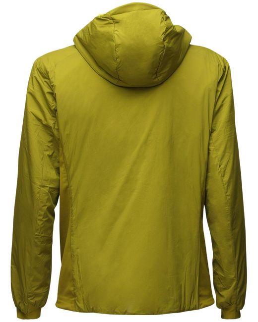 Куртка Из Нейлона Arc'teryx для него, цвет: Green