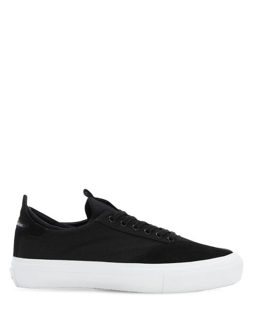 Clear Weather Black Knox Sneakers for men