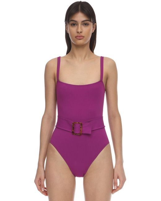 Купальный Костюм Eres, цвет: Purple