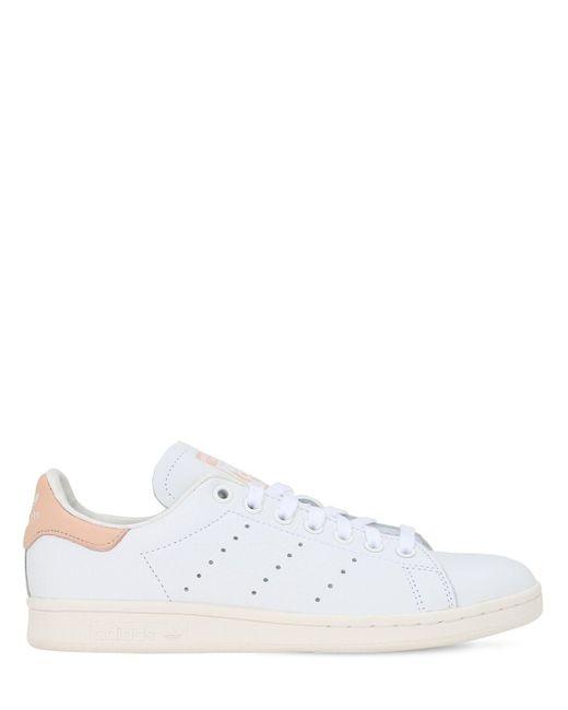 """adidas Originals Sneakers """"Stan Smith"""" De Piel de mujer de color blanco"""