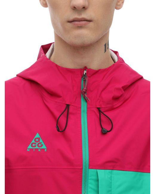 """Veste Repliable En Techno """"Nrg Acg"""" 2,5 L Nike pour homme en coloris Multicolor"""