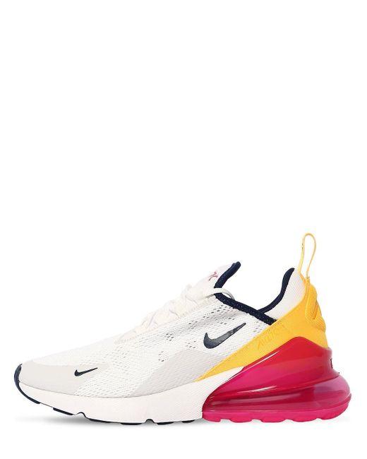 Nike Air Max 270 スニーカー White