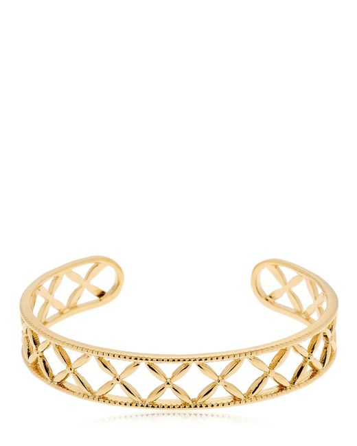 Philippe Audibert | Metallic Elsy Bangle Bracelet | Lyst