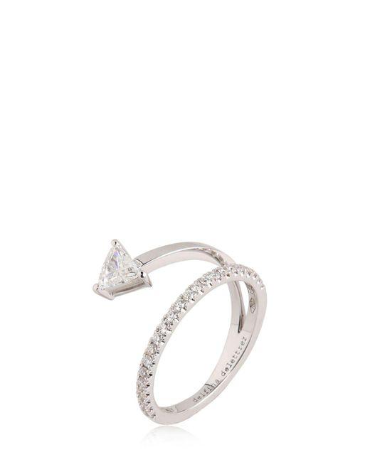 Delfina Delettrez - Metallic Marry Me Ring - Lyst