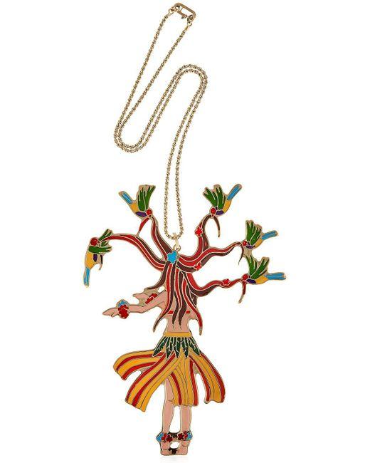 CORDIEN   Multicolor La Hawaiana Necklace   Lyst