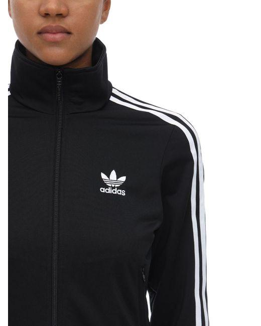 Adidas Originals Firebird Tt ジャージースウェットシャツ Black