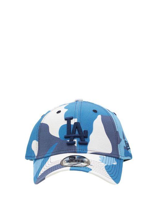 メンズ KTZ La Dodgers 9forty キャップ Blue