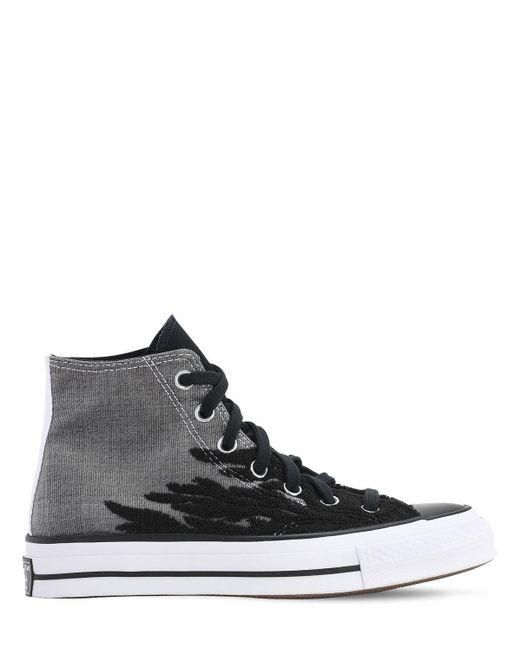 """Кроссовки """"chuck 70 Hi"""" Converse, цвет: Black"""