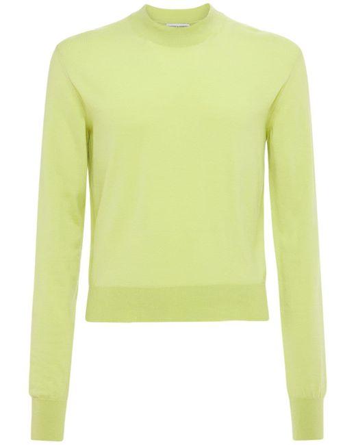 メンズ Bottega Veneta カシミアブレンドセーター Multicolor
