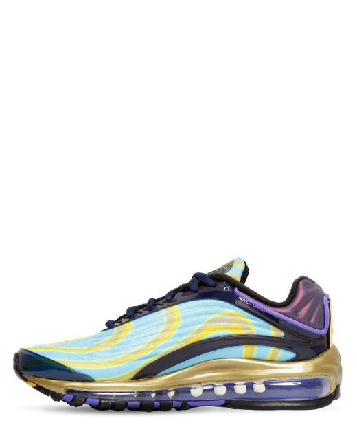 Nike Synthetic Air Max Deluxe 1999 Og Sneakers in Light Blue