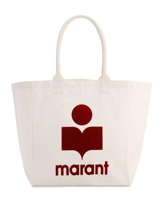 Isabel Marant Yenki コットントートバッグ Multicolor