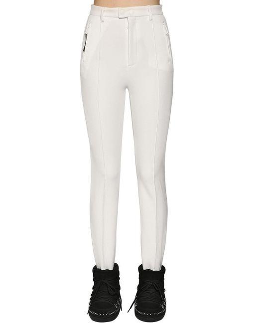 DSquared² ヘビーライクラ スキーパンツ White