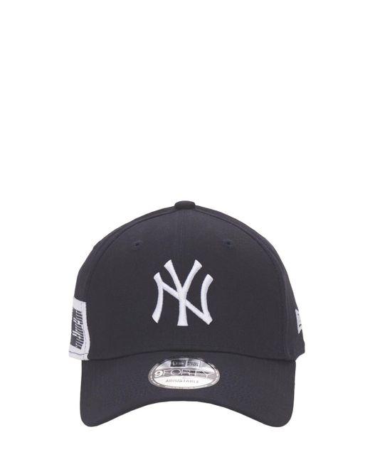 メンズ KTZ New York Yankees 9forty コットンキャップ Blue