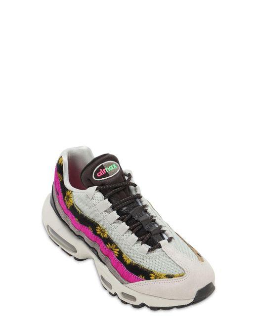 Nike Air Max 95 Gel Hyper Future スニーカー Multicolor