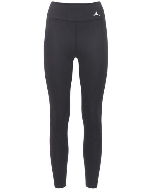 Леггинсы Jordan 7/8 Nike, цвет: Black