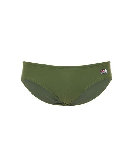 Плавательные Шорты С Принтом Mc2 Saint Barth для него, цвет: Green