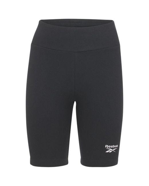 Reebok Cl F Legging ショートパンツ Black
