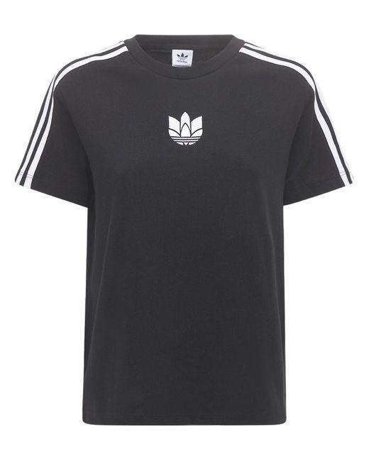 Adidas Originals ルーズtシャツ Black