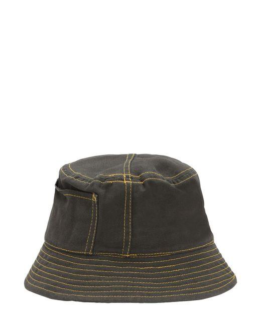 メンズ Kangol Workwear バケットハット Gray