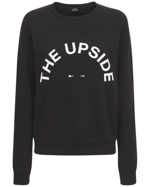 The Upside Bondi Horseshoe スウェットシャツ Black