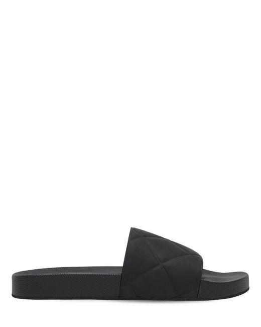 Bottega Veneta Slides - Mens - Black for men
