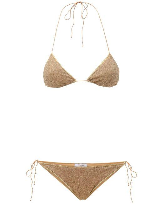 """Oseree Multicolor Lurex-bikini """"lumière"""""""