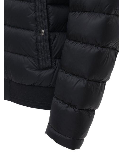 メンズ Belstaff Streamline ナイロンダウンジャケット Black