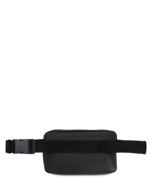 メンズ Bottega Veneta New Intrecciato レザーベルトバッグ Black