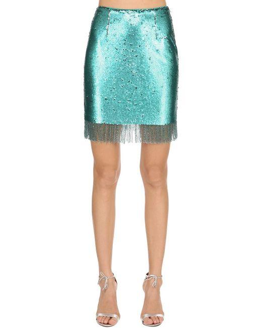Vivetta スパンコール ミニスカート Multicolor