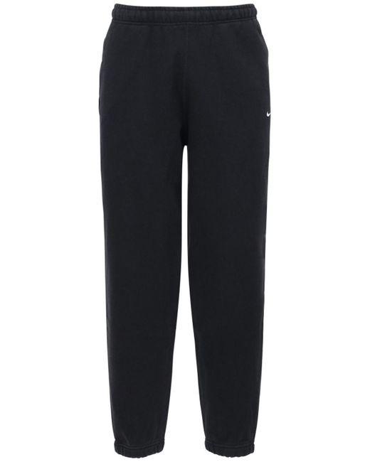 メンズ Nike M Nrg コットンスウェットパンツ Black
