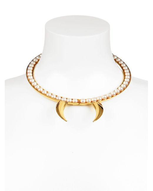 Maryam Keyhani | Metallic Everette Necklace | Lyst