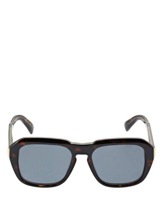 Dunhill Multicolor Rollagas Oversize Acetate Sunglasses for men