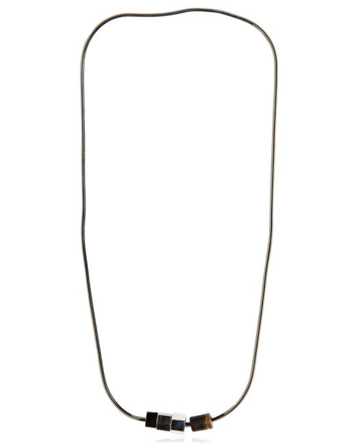 Lanvin | Multicolor Screw Necklace | Lyst