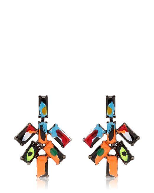 Tom Binns | Multicolor Au Fait Earrings | Lyst