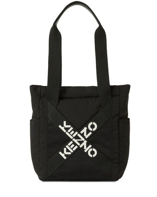 KENZO Sport ナイロントートバッグ Black