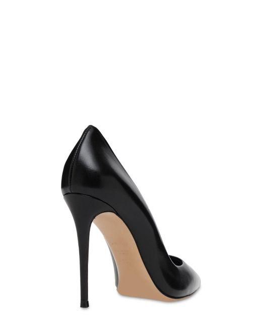 Туфли Julia Из Лакированной Кожи 100mm Casadei, цвет: Black