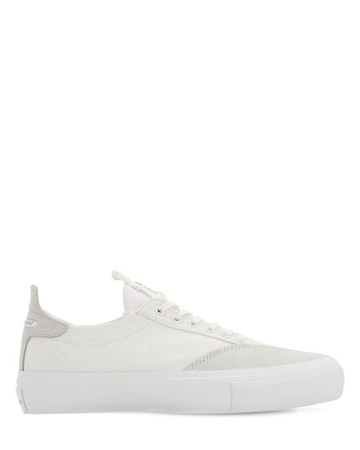 Clear Weather White Knox Sneakers for men