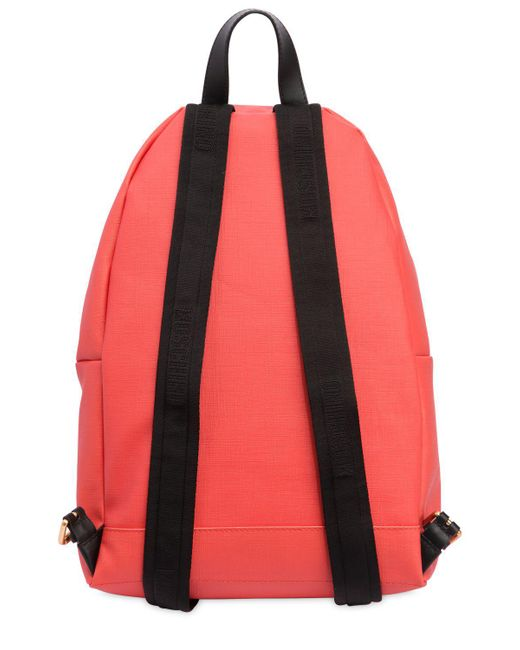Moschino PUDGY PRINTED NYLON BACKPACK ncKipHGspx