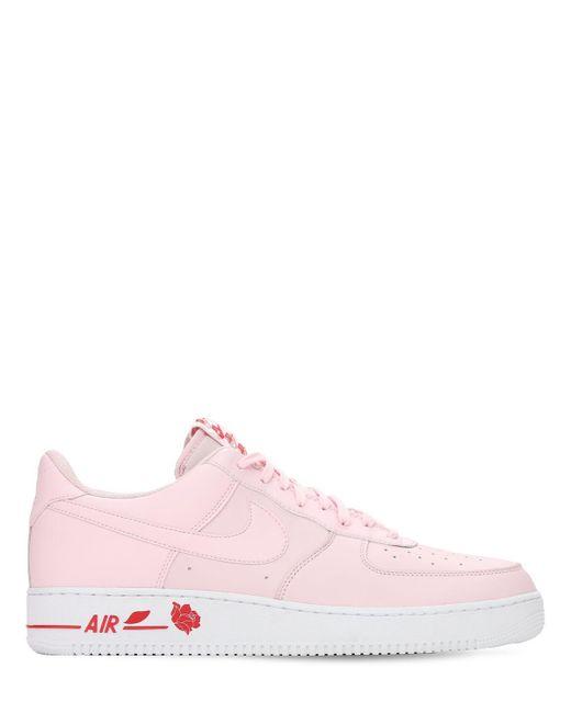 """Кроссовки """"air Force 1"""" Nike для него, цвет: Pink"""