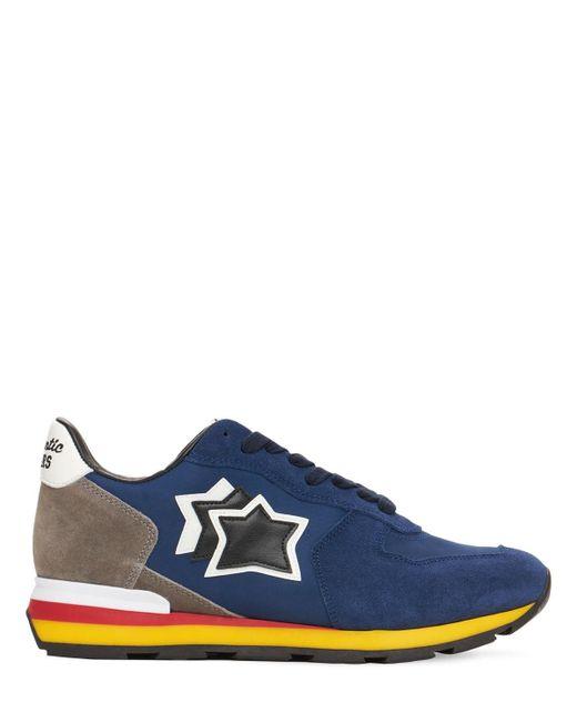 メンズ Atlantic Stars Antares スニーカー Blue