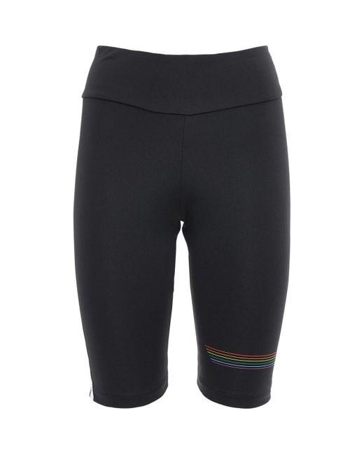 Adidas Originals Pride バイカーパンツ Black
