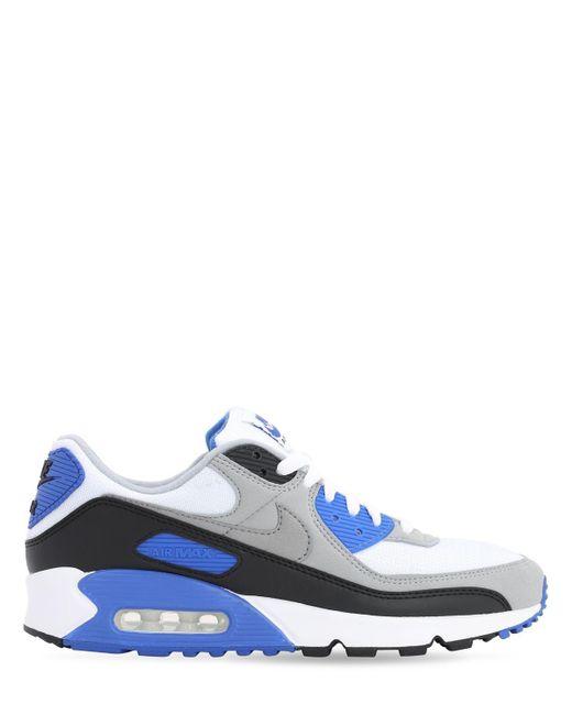 メンズ Nike Air Max 90 スニーカー Blue