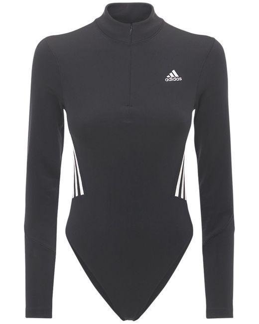 Adidas Originals メッシュボディスーツ Black