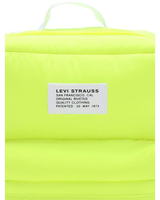 Levi's Levi's L Standard バックパック 17l Yellow