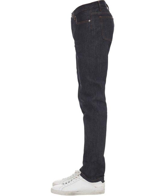 メンズ A.P.C. Petit New Standard デニムパンツ 16cm Blue