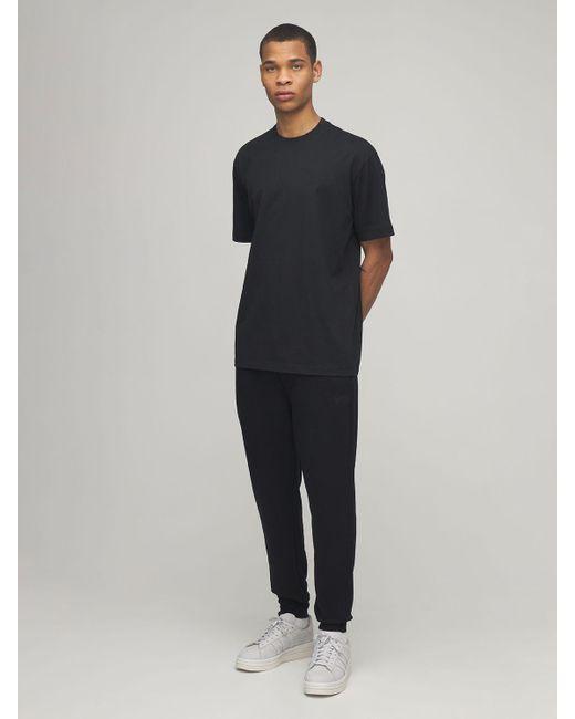メンズ Y-3 Classic コットンtシャツ Black