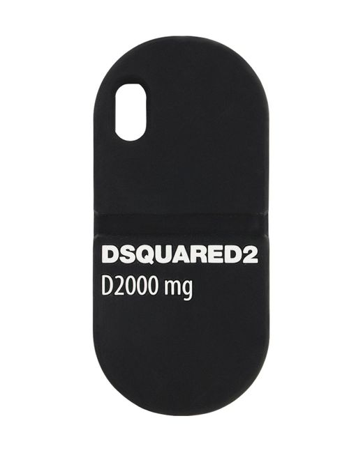 DSquared² Pils Iphone X ケース Black