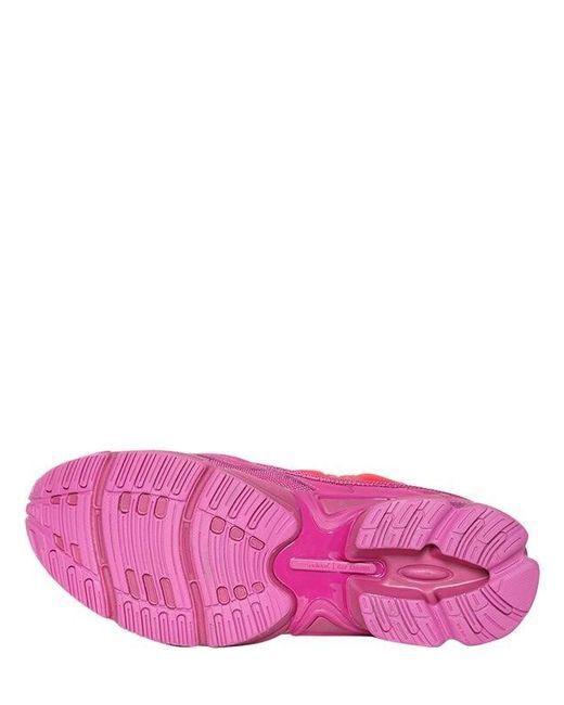 メンズ Adidas By Raf Simons Rs Ozweego Iii ツートーンスニーカー Pink